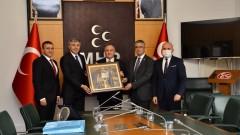 Ръководството на ДПС е на визита в Турция