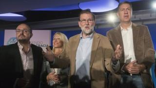 Рахой се зарече да победи сепаратистите на изборите в Каталуния