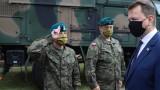 Полша изпрати войски до границата с Беларус заради мигрантски натиск