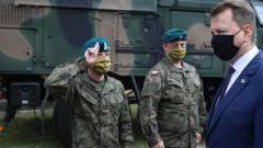Полша обмисля да обяви извънредно положение по границата с Беларус