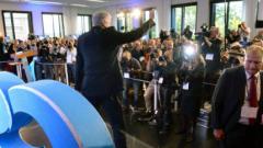 Съюзниците на Меркел печелят вота в Бавария
