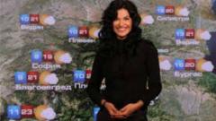 Синоптичката Ваня Бонева влиза в политиката