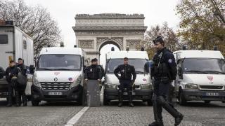 Терористичните атентати подтиснаха туризма във Франция