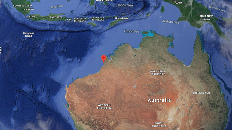 6,6 по Рихтер в северозападна Австралия