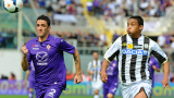 Фиорентина срещу Рома на 1/4-финалите за Купата