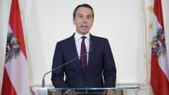 Канцлерът на Австрия поиска преговори с партиите за предсрочни избори
