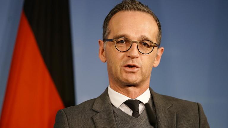 Германия не предвижда ЕС да наложи нови санкции на Русия