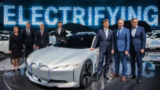 Германските електромобили идват за Илън Мъск и Tesla