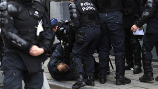 В Белгия задържаха заподозрян, свързан с атентатите в Париж през 2015 г.
