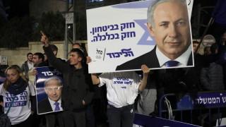 Опозицията призова Нетаняху да сдаде министерските постове