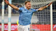 Лацио - Рома 3:0, втори гол на Луис Алберто