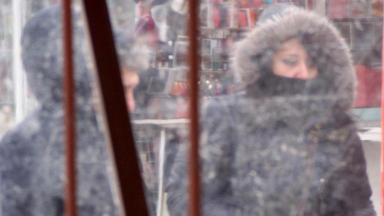 Цяла България с жълт код заради студ и вятър