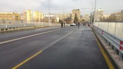 """Борисов """"сряза лентичката"""" на реконструирания надлез в Стара Загора"""
