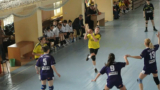 Свиленград дръпна на Бъки в първи полуфинал при хандбалистките