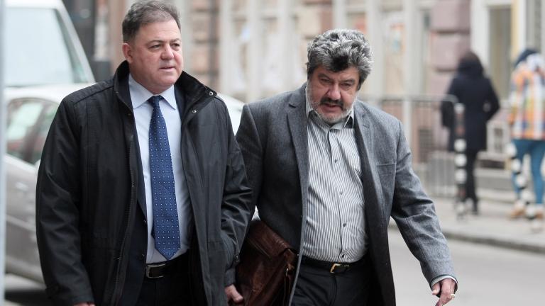 Отложиха делото срещу бившия военен министър Николай Ненчев