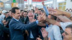 Асад отказва САЩ и Европа да помагат за възстановяване на Сирия