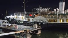 """Приключи първият етап на ремонта на кораба """"Радецки"""""""