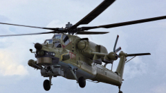 Военен хеликоптер се разби в Алжир, загинаха 12 души