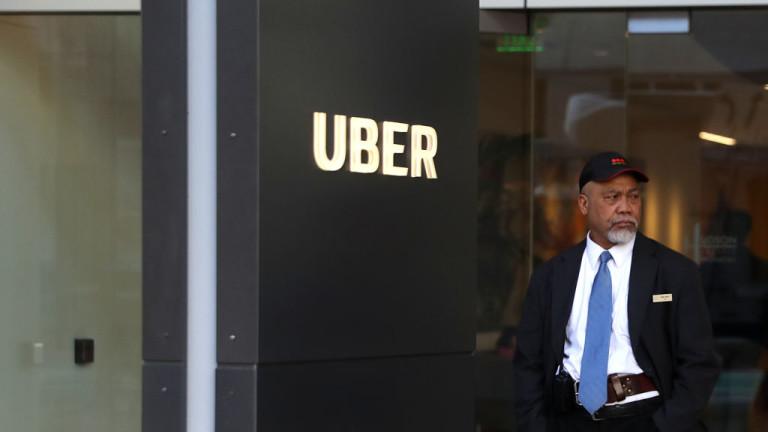 Забраниха Uber в Германия