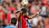 Бившият нападател на ЦСКА Евандро започна да бележи в Унгария