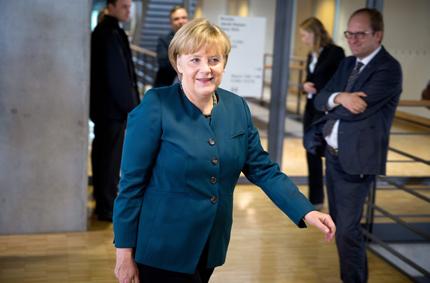 Американското посолство в Берлин подслушвало Меркел