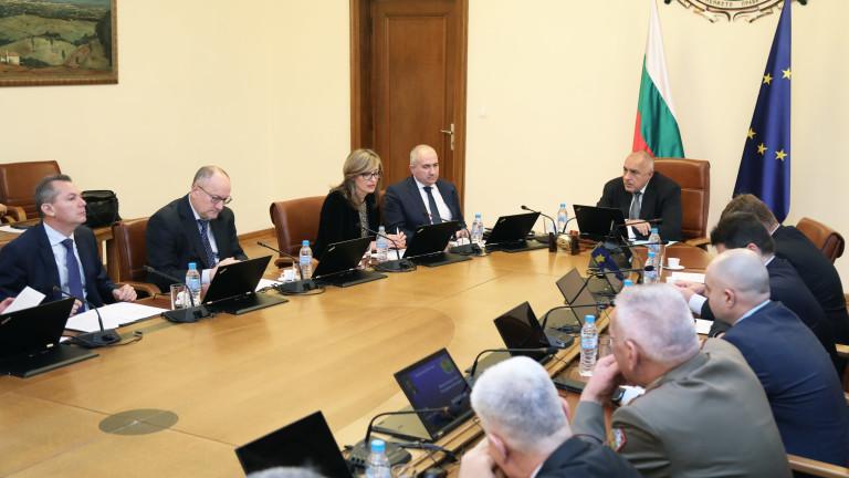 Съветът за сигурност към МС подкрепи ЕС и Гуайдо