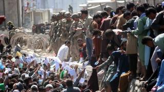 САЩ обявиха: 105 000 евакуирани от Афганистан от средата на август