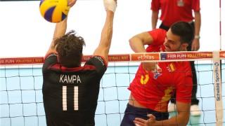Волейболистите на Белгия и Естония останаха непобедени в световната квалификация