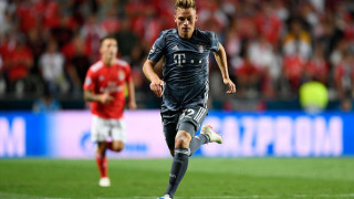 Йошуа Кимих: Страхотен знак е, че клубът защити играчите