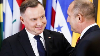 Полският президент обвини Израел за антисемитизма в Полша