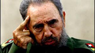 Кастро обвини САЩ за свинския грип