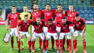 България играла с червени екипи срещу Италия заради фън шуй