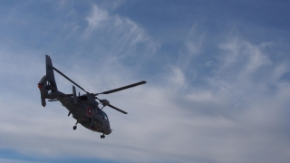 Хеликоптер от Сингапур евакуира в болница 4 ранени от сблъсъка на двата кораба
