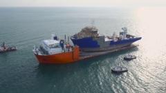 Ще строят уникален кораб за половин милиард долара във Варна