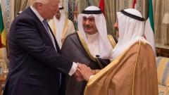 Ислямските държави да водят борбата с тероризма, призова Тръмп