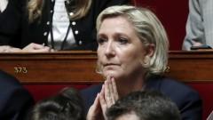 """""""Националният фронт"""" потвърди позицията си срещу ЕС и еврото"""