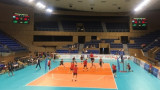 Волейболистите загубиха втората контрола срещу Белгия с 1-3 гейма