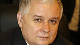 Качински подписа закона за химическата кастрация