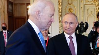 Путин и Байдън се договориха за завръщане на посланиците и възобновяване на преговорите за контрола на оръжията