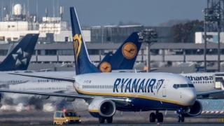 Стачката в Ryanair засегна над 40 000 души