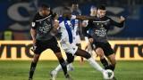 Спряха за неопределено време и португалското първенство