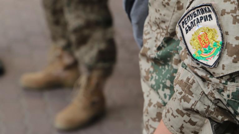 Доброволци до 40 г. ще могат да служат в армията ни до 6 месеца