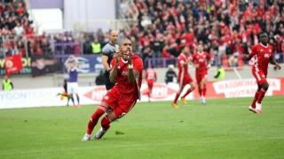 Каранга: Извинявам се на феновете, обичам ЦСКА!