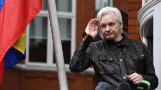 Асандж отхвърли сделката между Великобритания и Еквадор за екстрадицията му