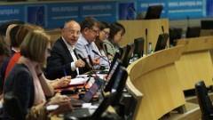 Европейската комисия на Юнкер се провали, намекна Станишев