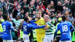 """Селтик и Рейнджърс вдигнаха адреналина, """"детелините"""" взеха големия сблъсък в Шотландия"""