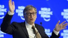 Бил Гейтс ще стане първият трилионер в света до 25 г.