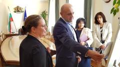 България търси сътрудничество в енергийната сфера с Израел