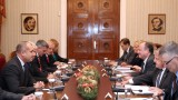 Пред президента Радев Джон Съливан оцени високо сътрудничеството ни в отбраната