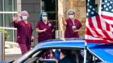 Нови над 27 000 заразени за 24 часа в САЩ